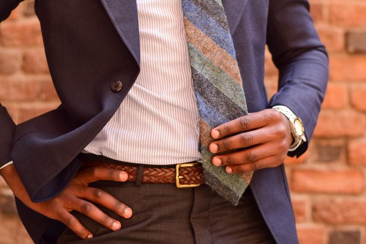 kenyan male fashion blogger