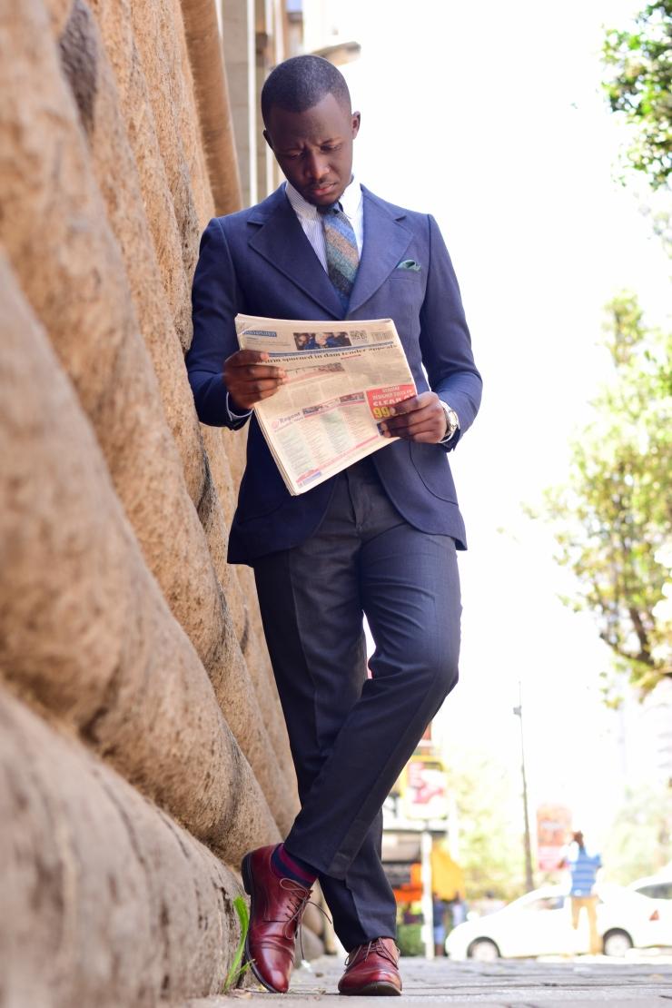 Kenyan fashion blogger 2